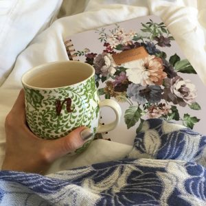 morning ritual writing morning pages journal